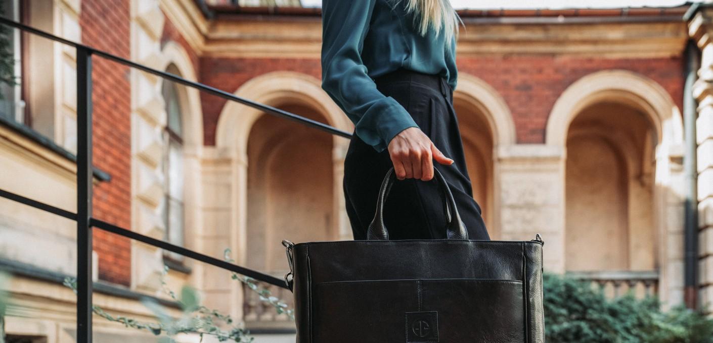 Duża torebka damska - na wyzwania codziennego dnia