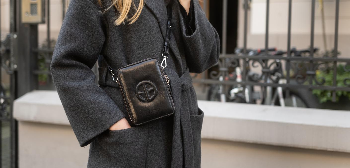 Nowość: torebka-portfel dla minimalistek