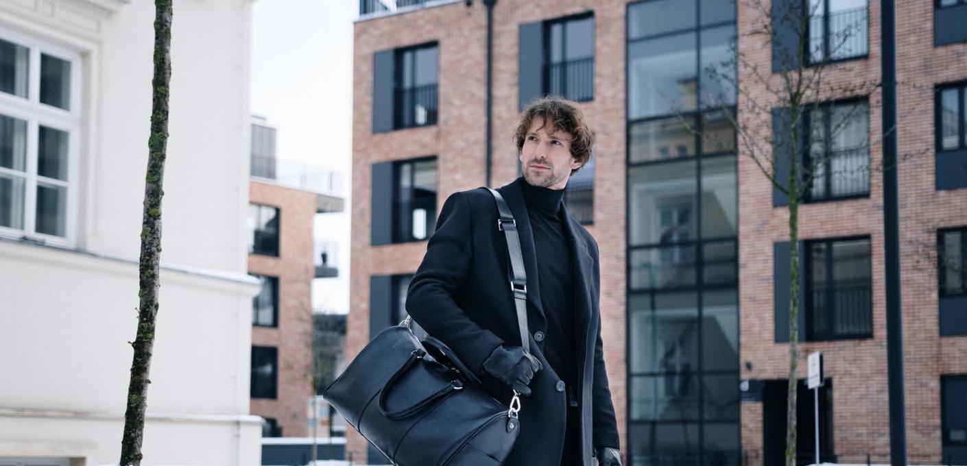 Zima w stylu smart casual, czyli sztuka kompromisu po męsku