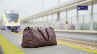 Męska torba podróżna