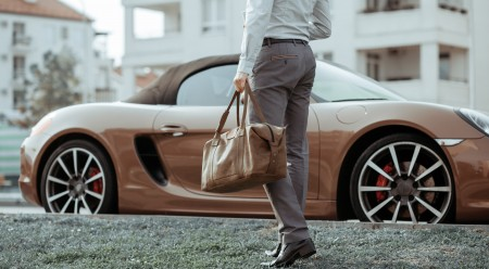 Nieznośna lekkość bycia, czyli elegancki mężczyzna latem