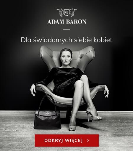 ADAM BARON dla niej