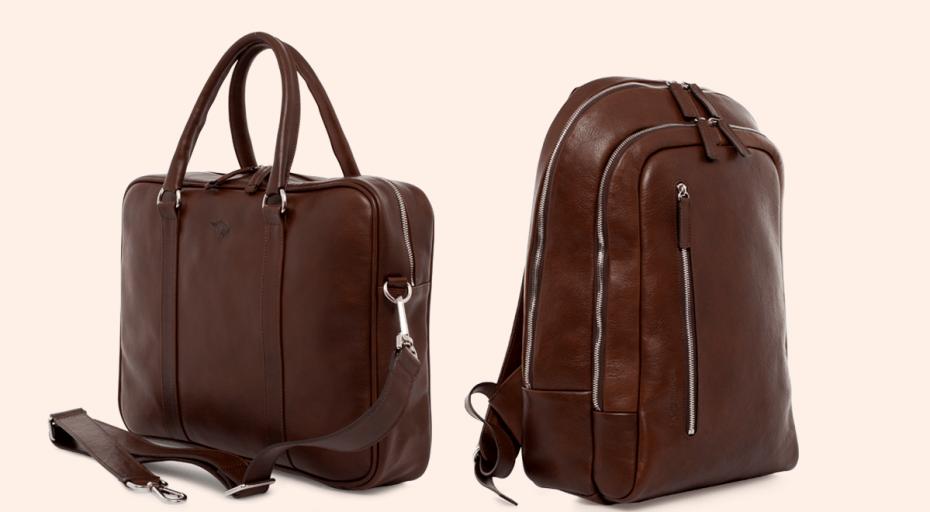 Skórzany plecak męski czy teczka - co wybrać, by podkreślić swój charakter?