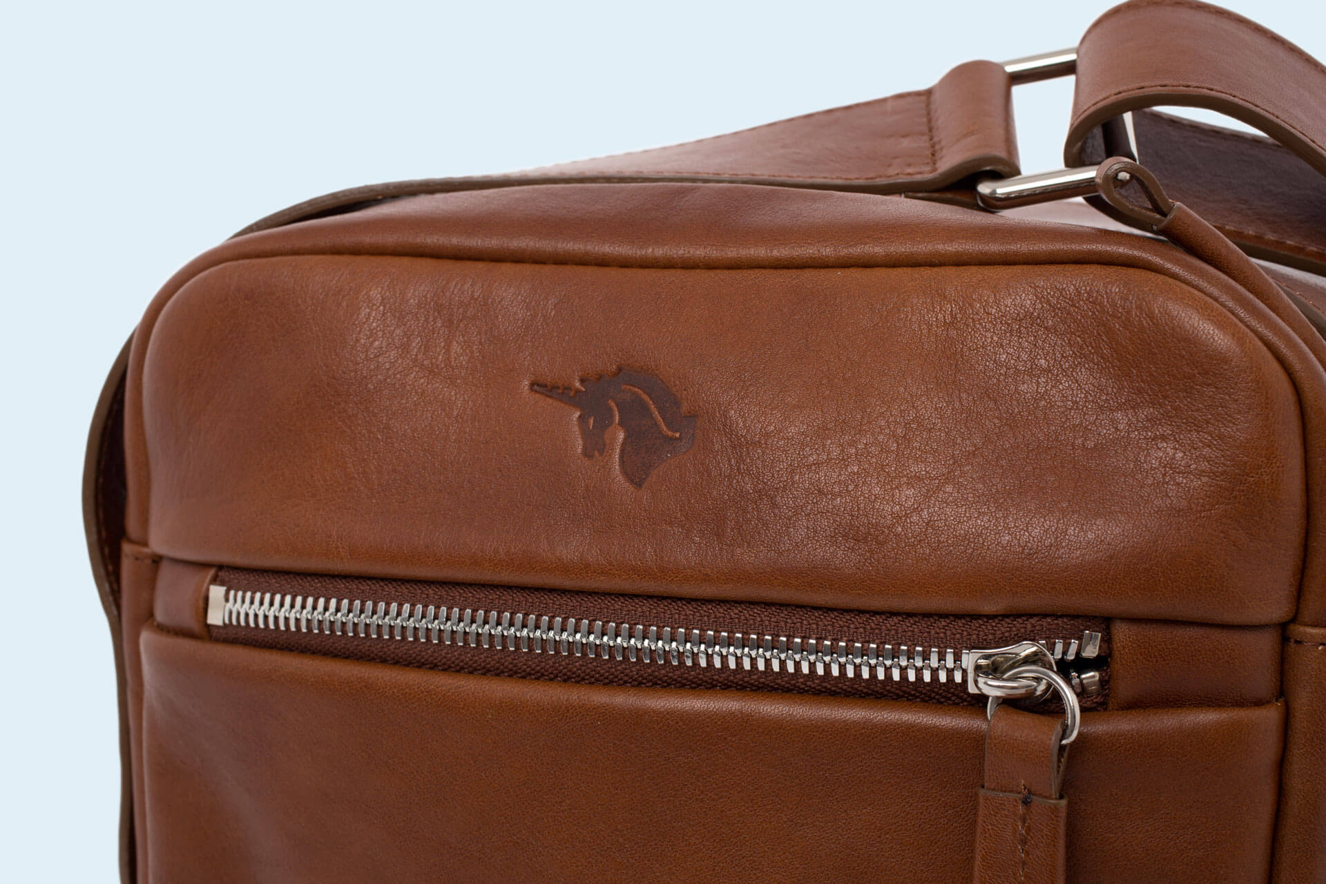 753a6ca3134bb Skórzana listonoszka męska - Nonconformist Messenger small bag ...